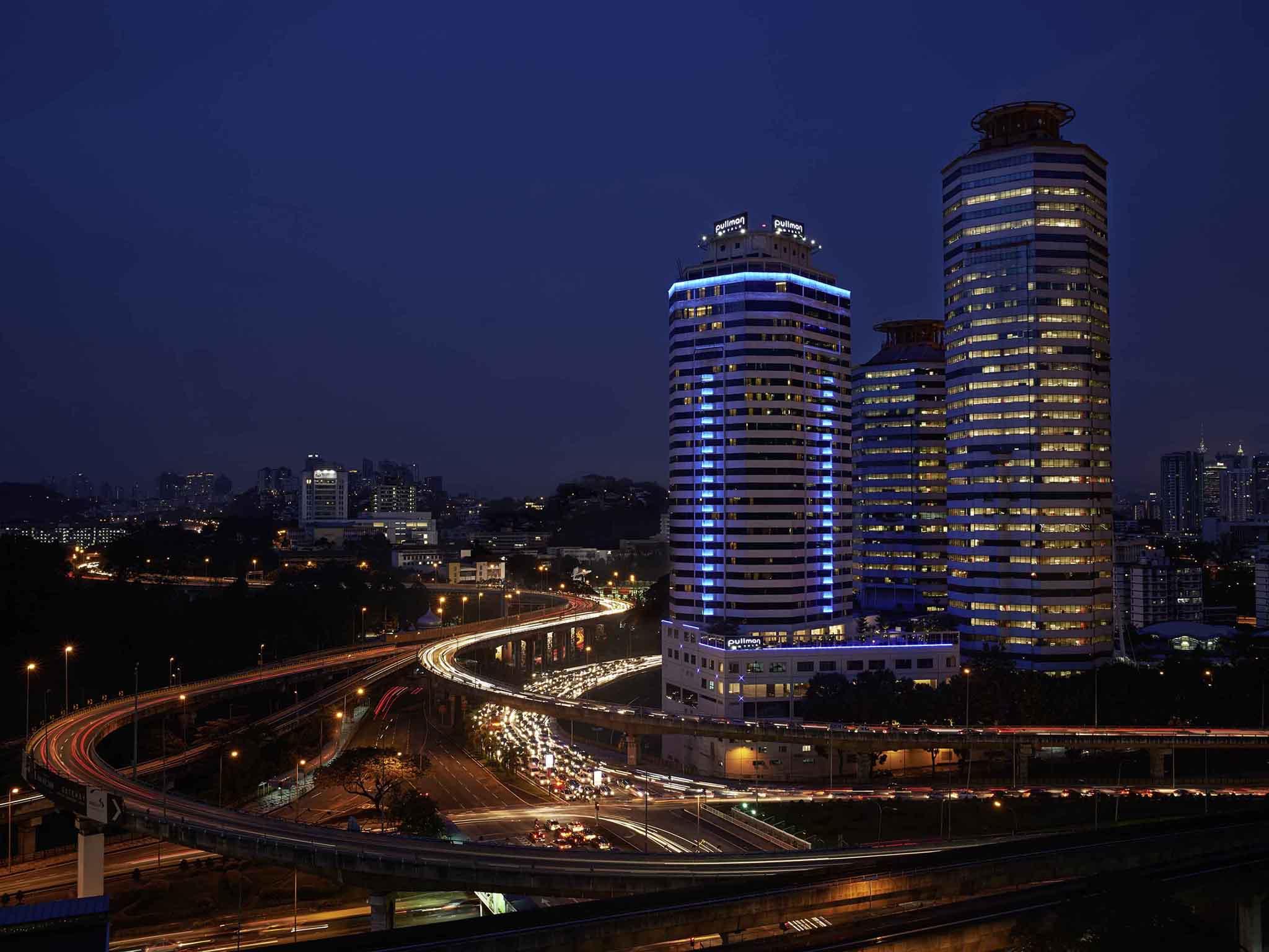 โรงแรม – พูลแมน กัวลาลัมเปอร์ บังซา