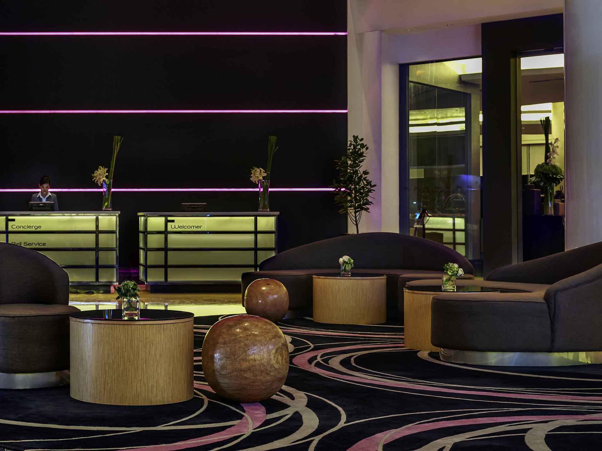 Pullman Kuala Lumpur Bangsar Cosmopolitan Hotel