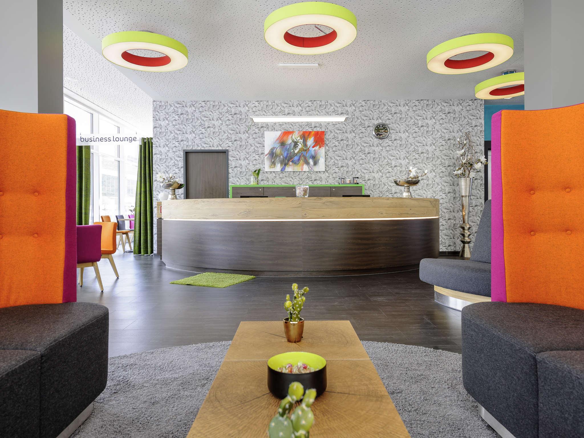Отель — ibis Styles Arnsberg Sauerland