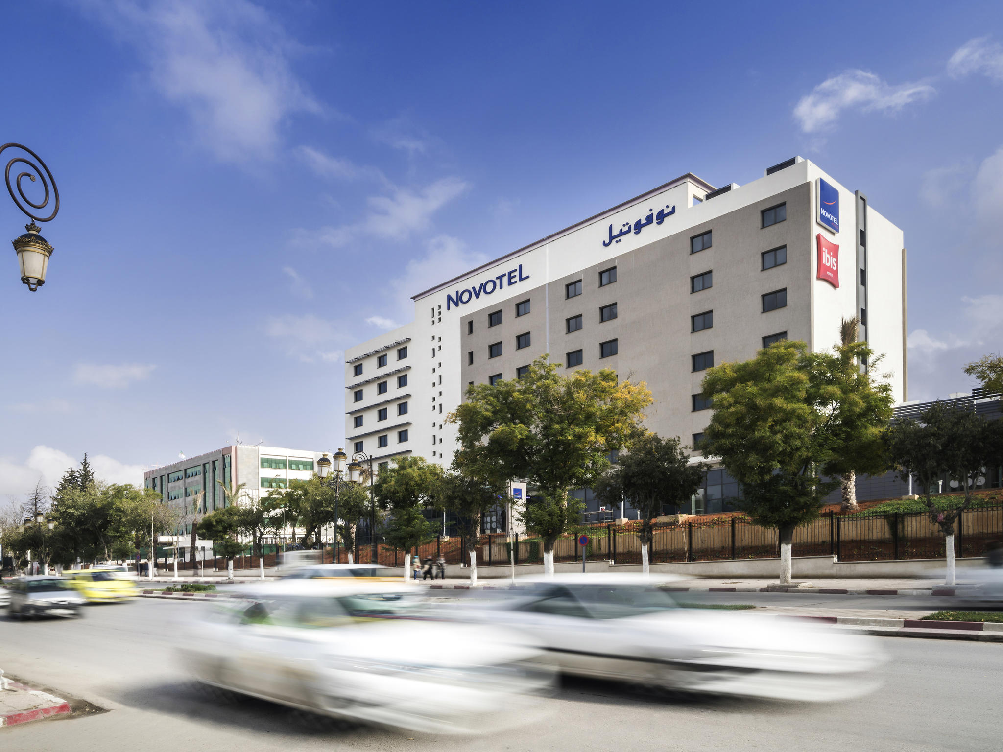 โรงแรม – Novotel Setif