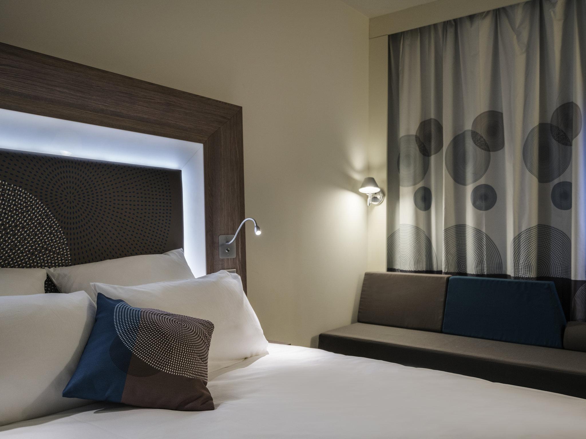 setif ホテル novotel setif