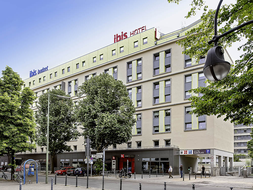 H tel berlin ibis budget berlin kurf rstendamm for Trendige hotels in berlin