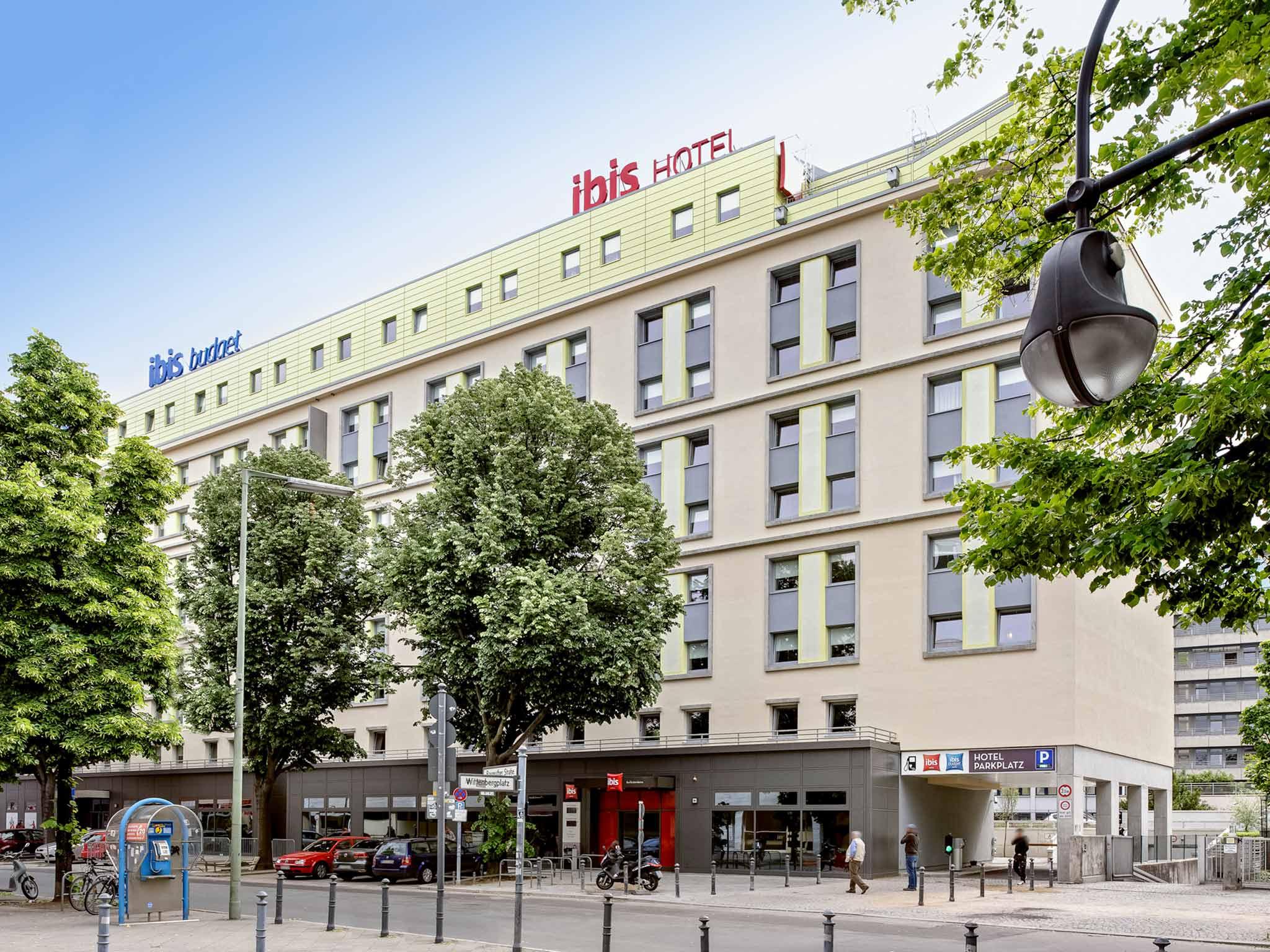 ホテル – イビスバジェットベルリンクアフュルステンダム