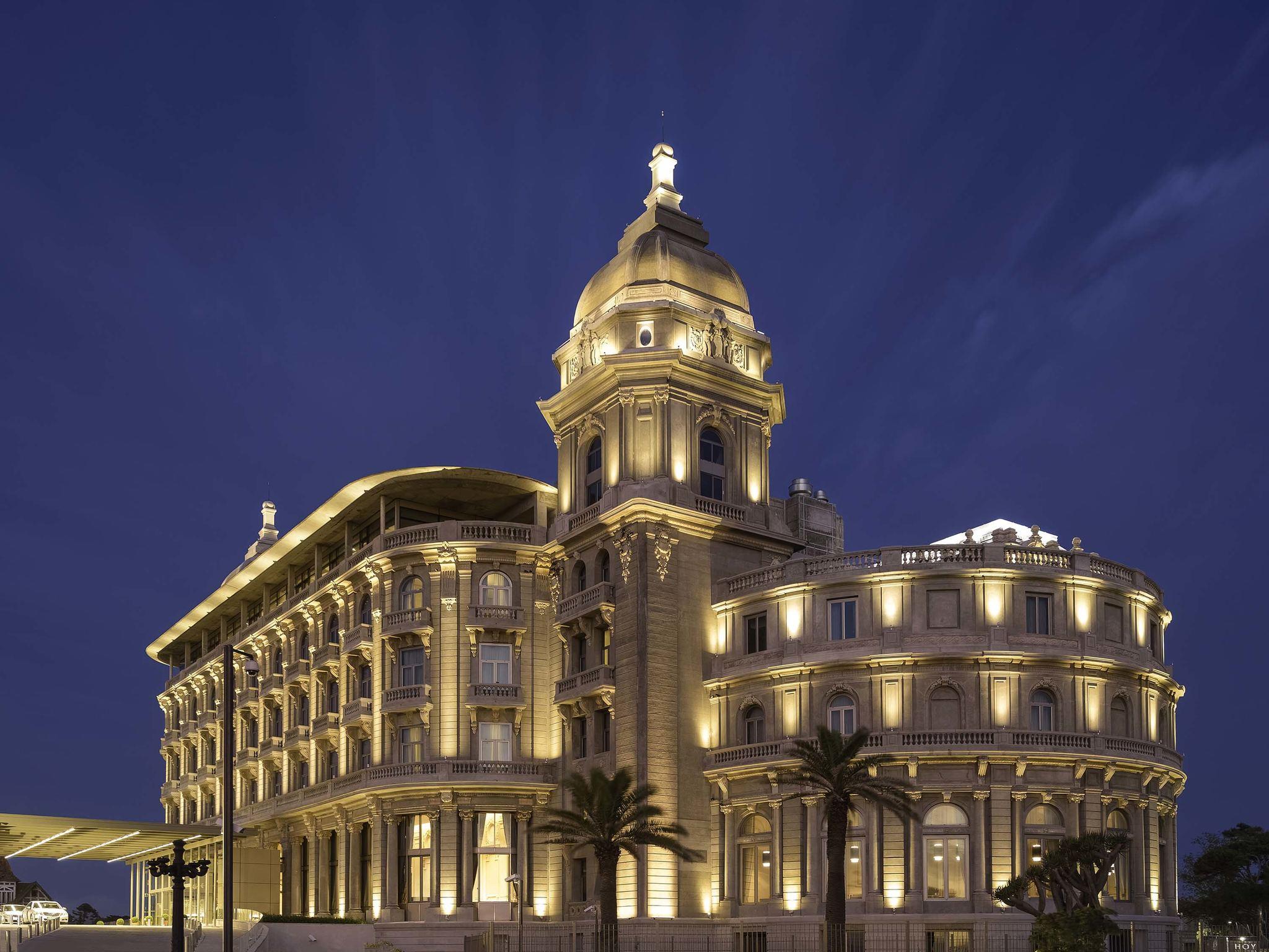酒店 – 索菲特蒙得维的亚卡拉斯科赌场和水疗酒店