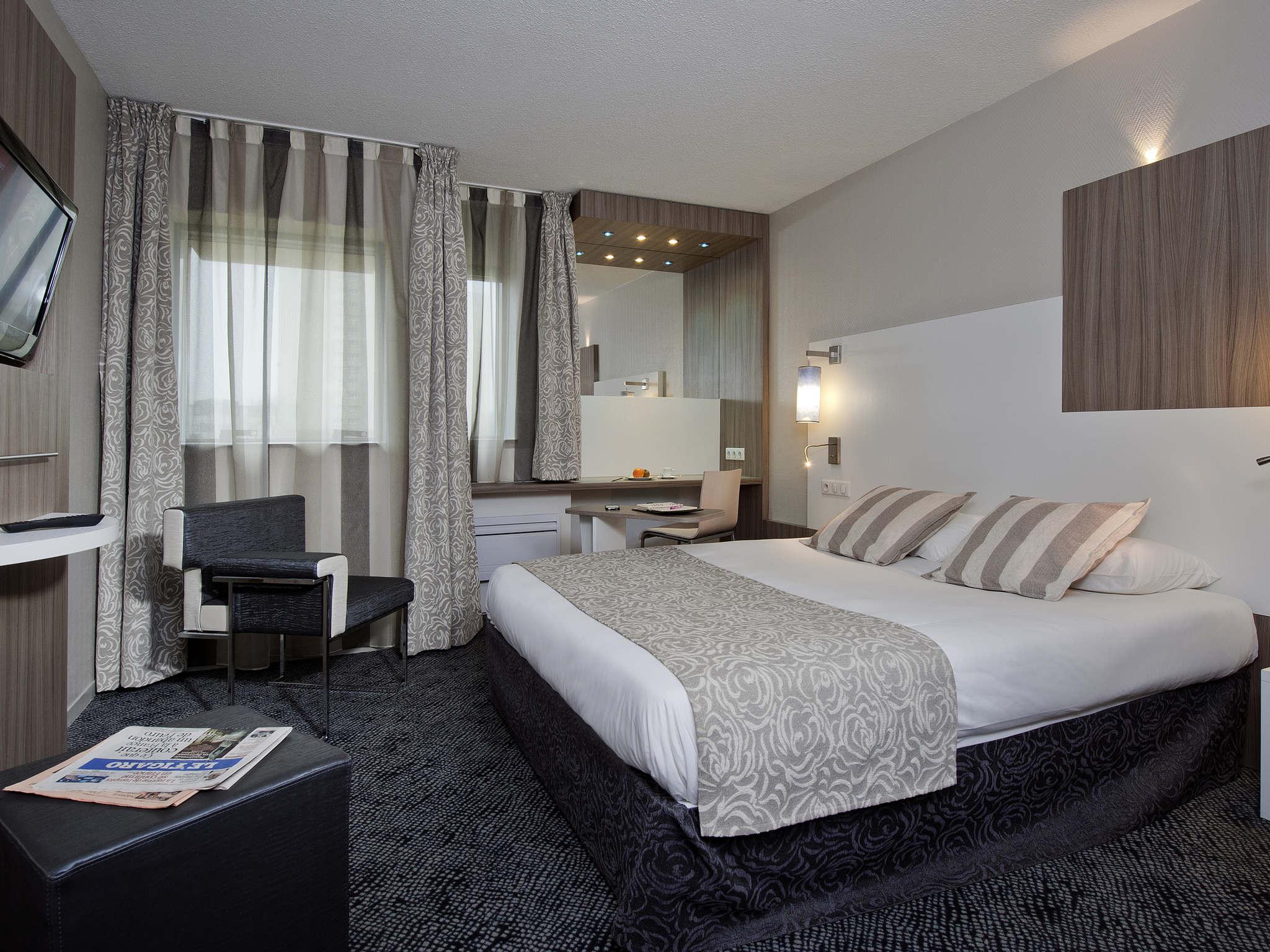 โรงแรม – ibis Styles Melun