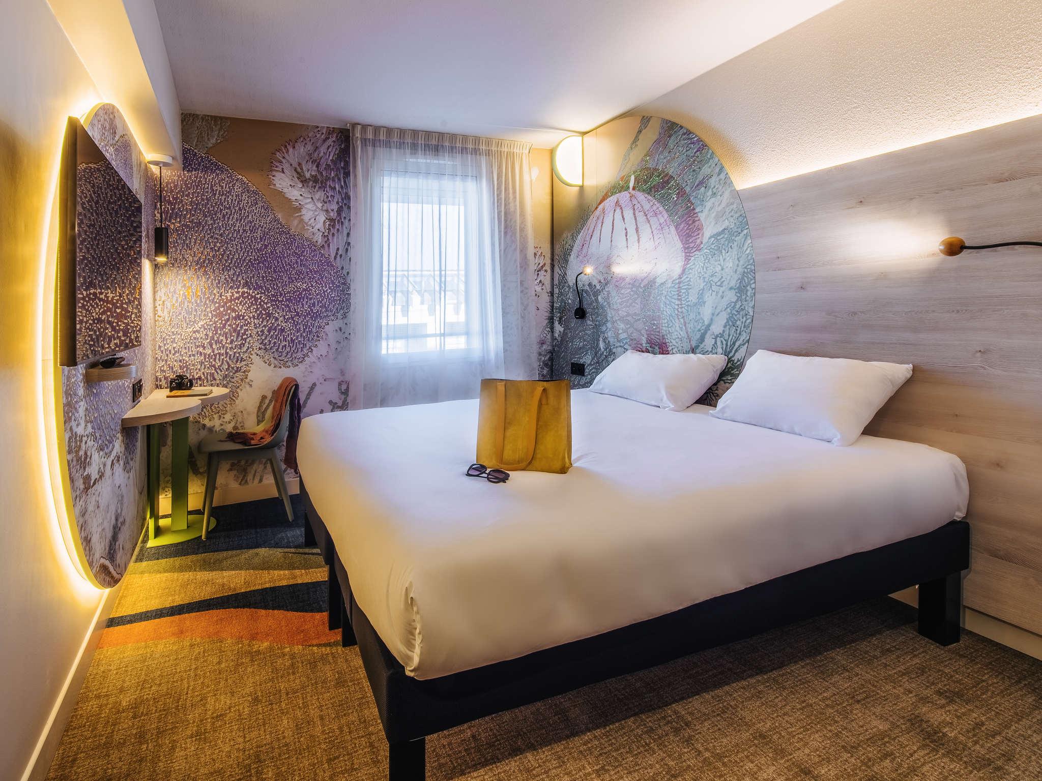 酒店 – 宜必思尚品昂蒂布酒店