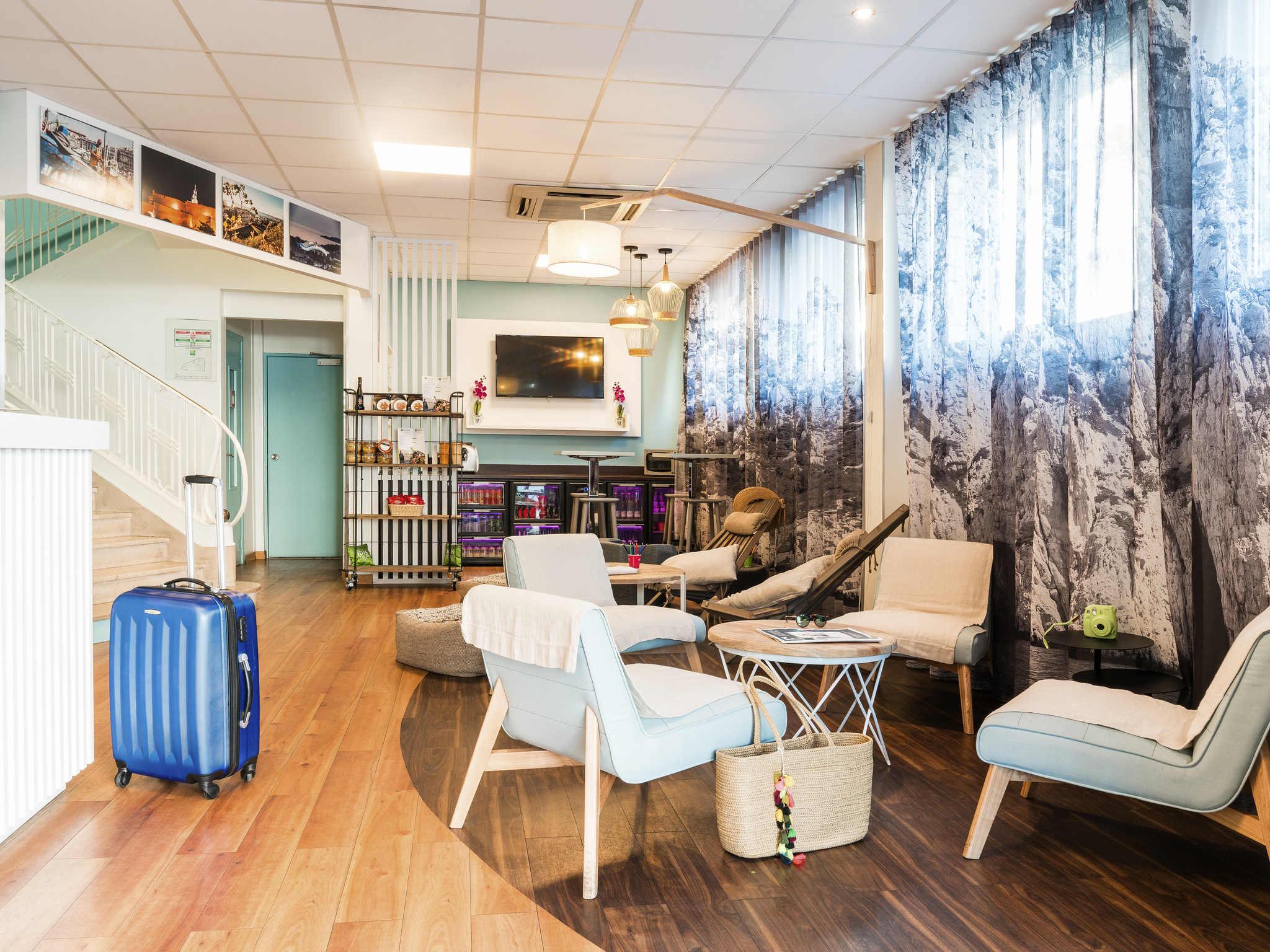 Hotel – ibis Styles Marseille Centre Prado Castellane