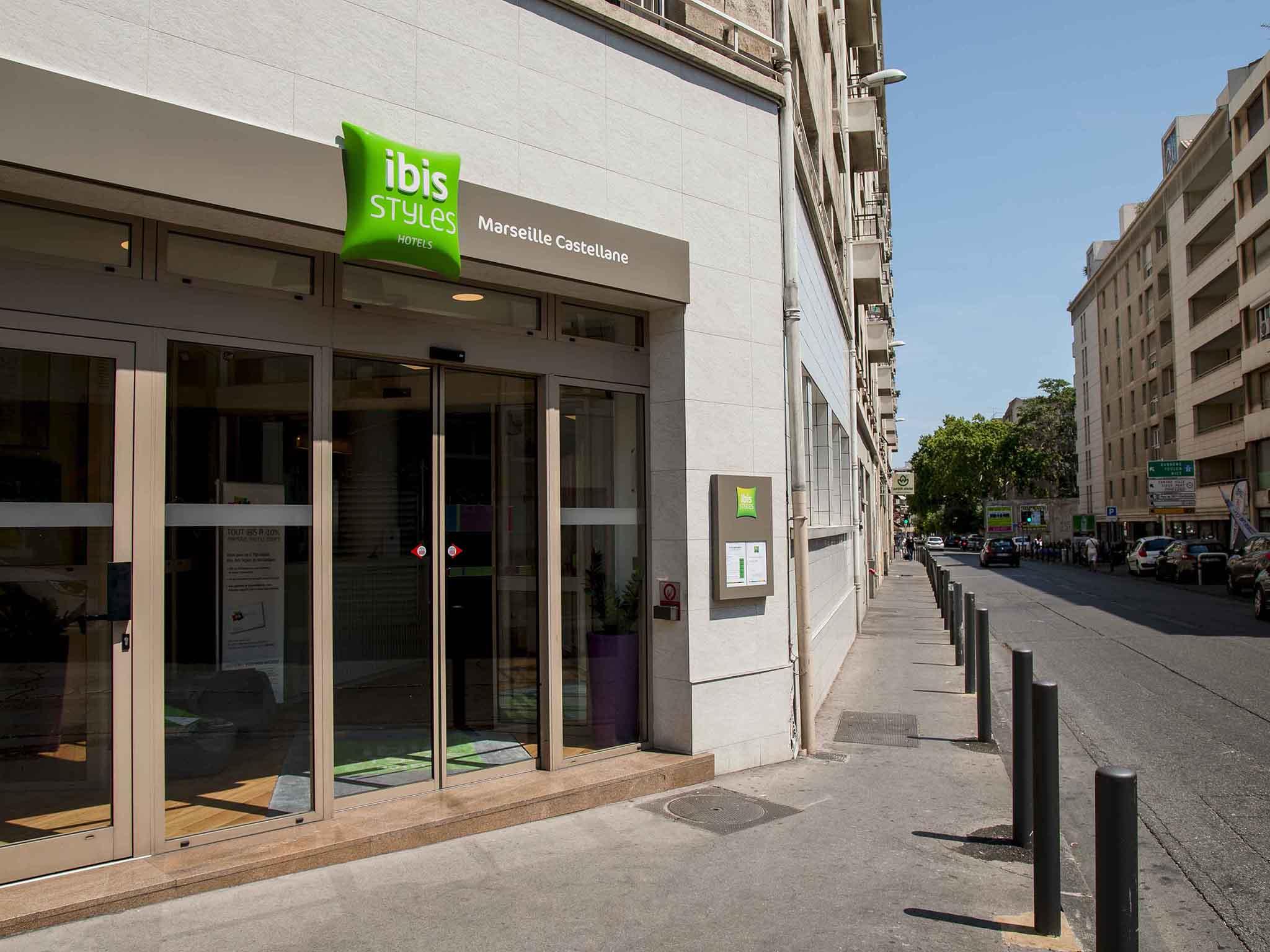 Darty Castellane Marseille #5: ... Hotel - Ibis Styles Marseille Castellane ...