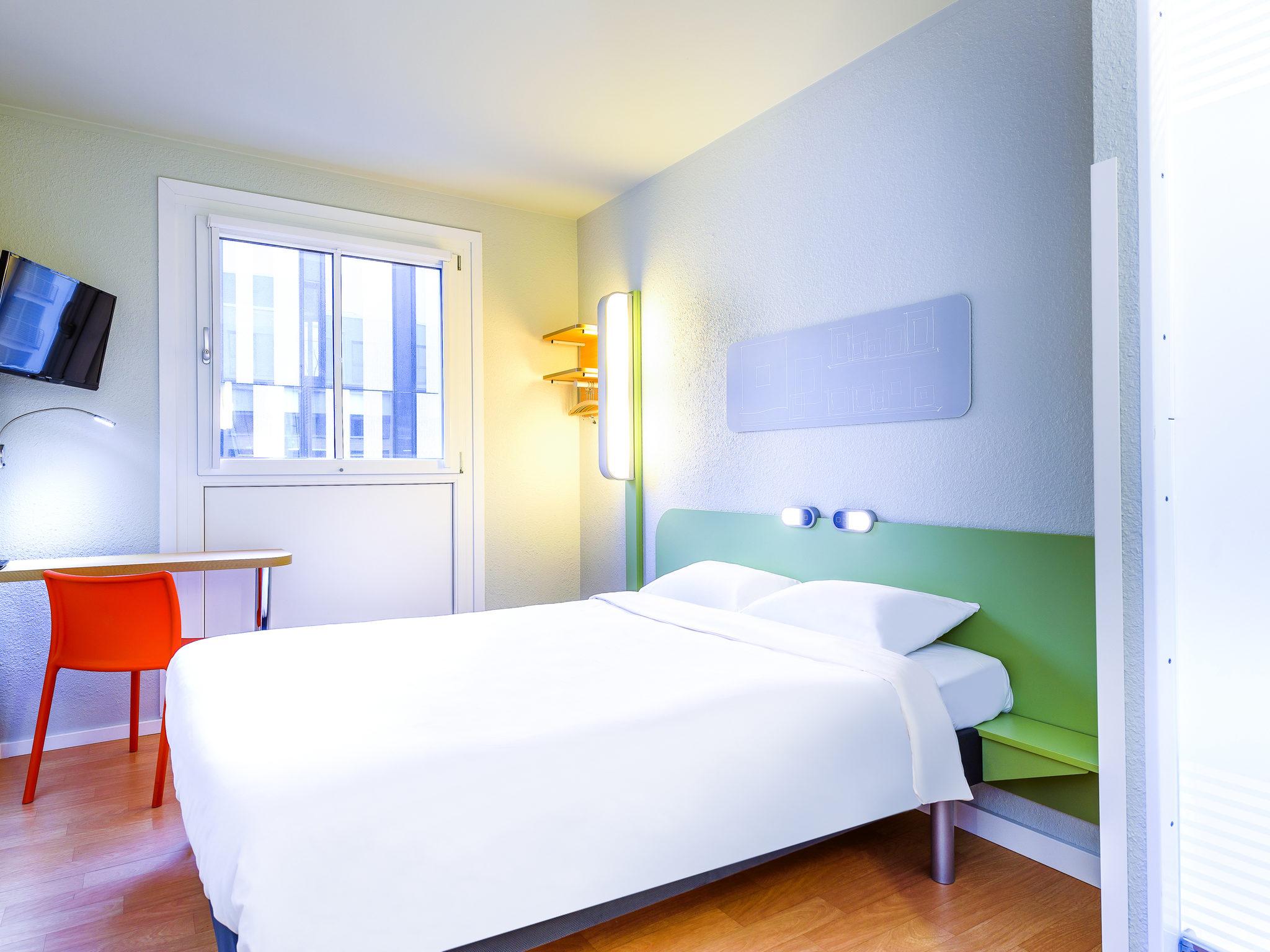 Отель — ibis budget Лейпциг Сити