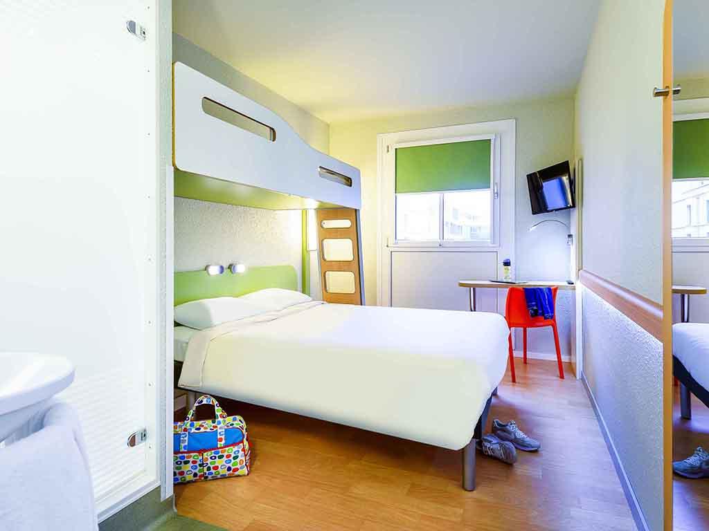 Hotel pas cher leipzig ibis budget leipzig city - Chambre hotel ibis budget ...