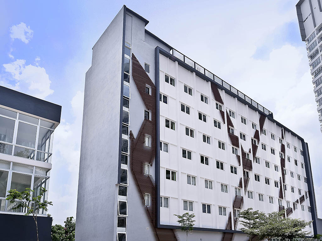 Ibis styles kl cheras budget hotel in south kuala lumpur for Design hotel cheras