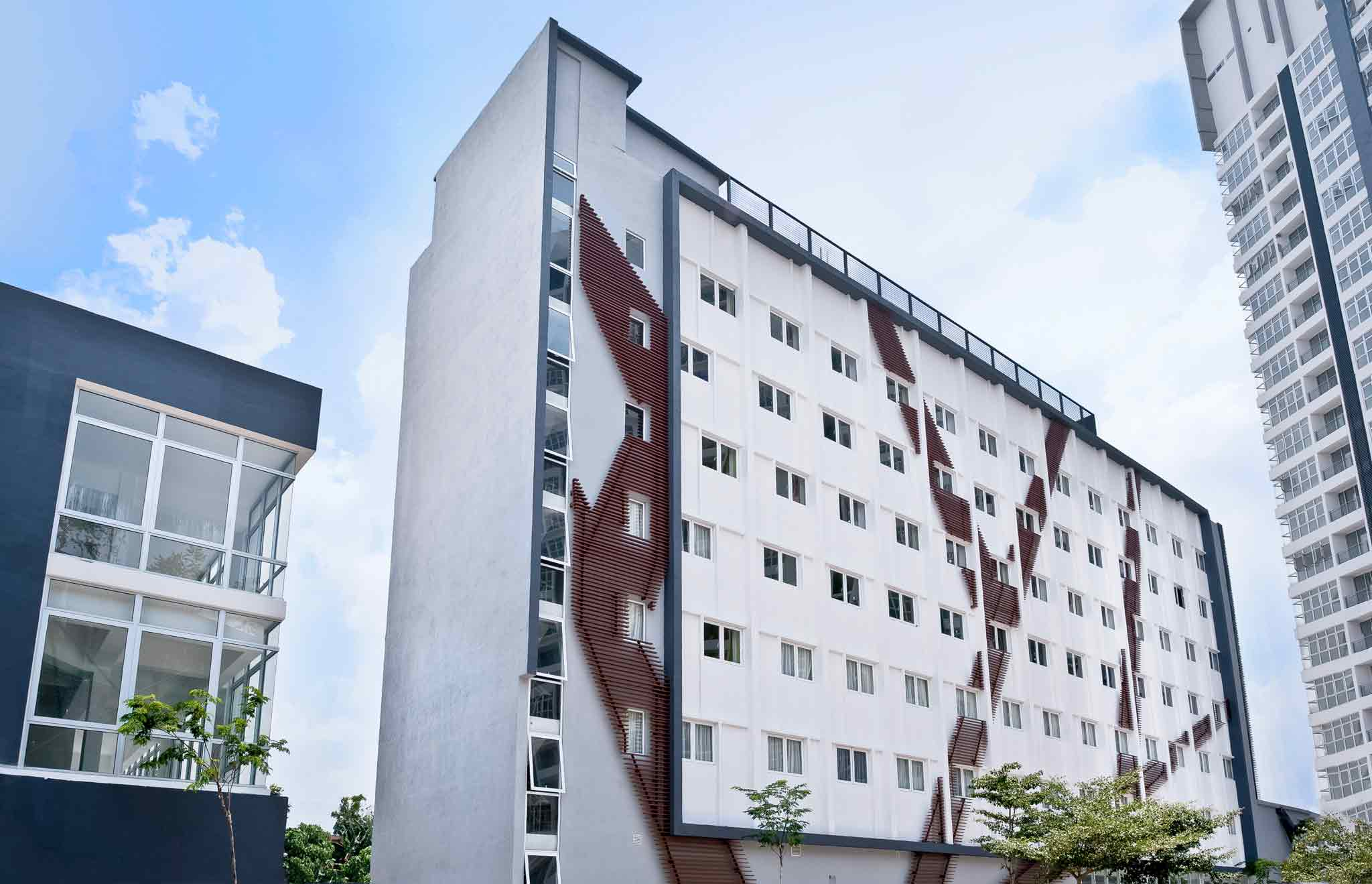 โรงแรม – ibis Styles KL Cheras