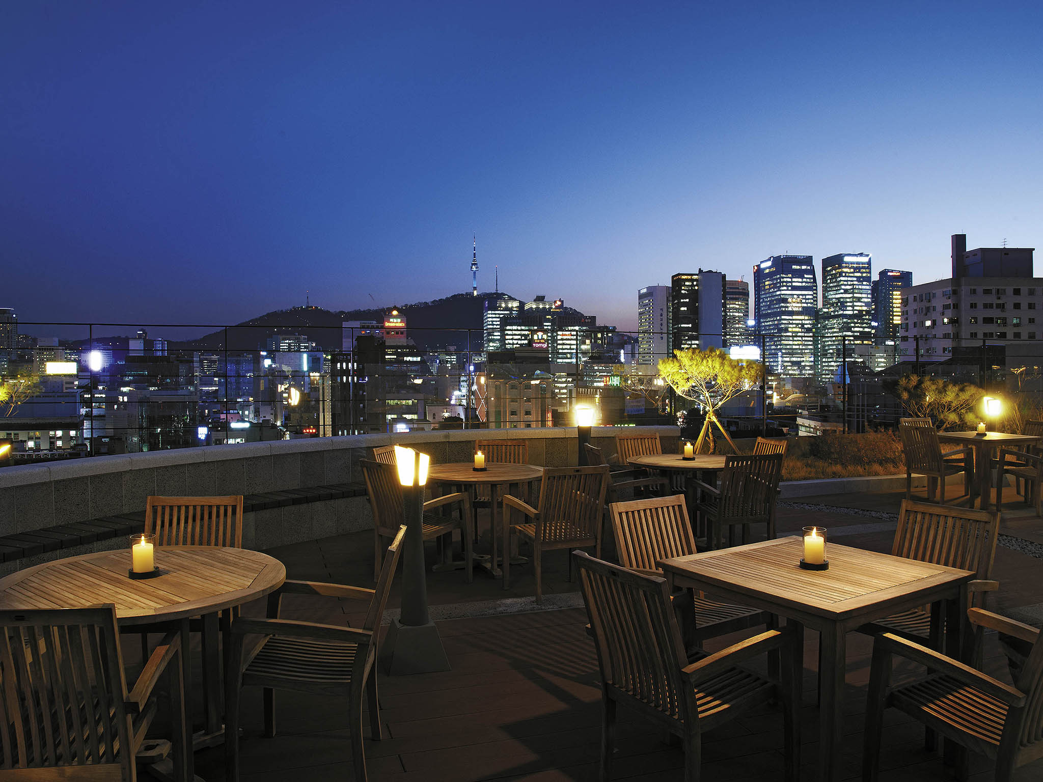 Otel – ibis Ambassador Seoul Insadong