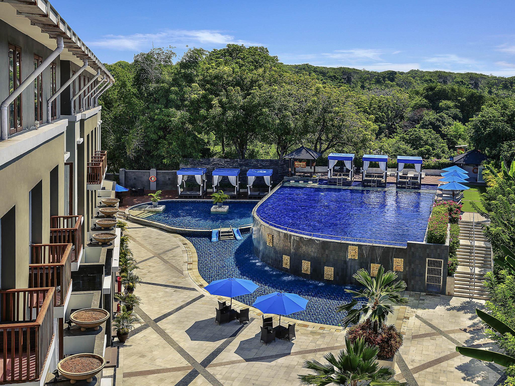 酒店 – 巴厘岛努沙杜亚美居酒店
