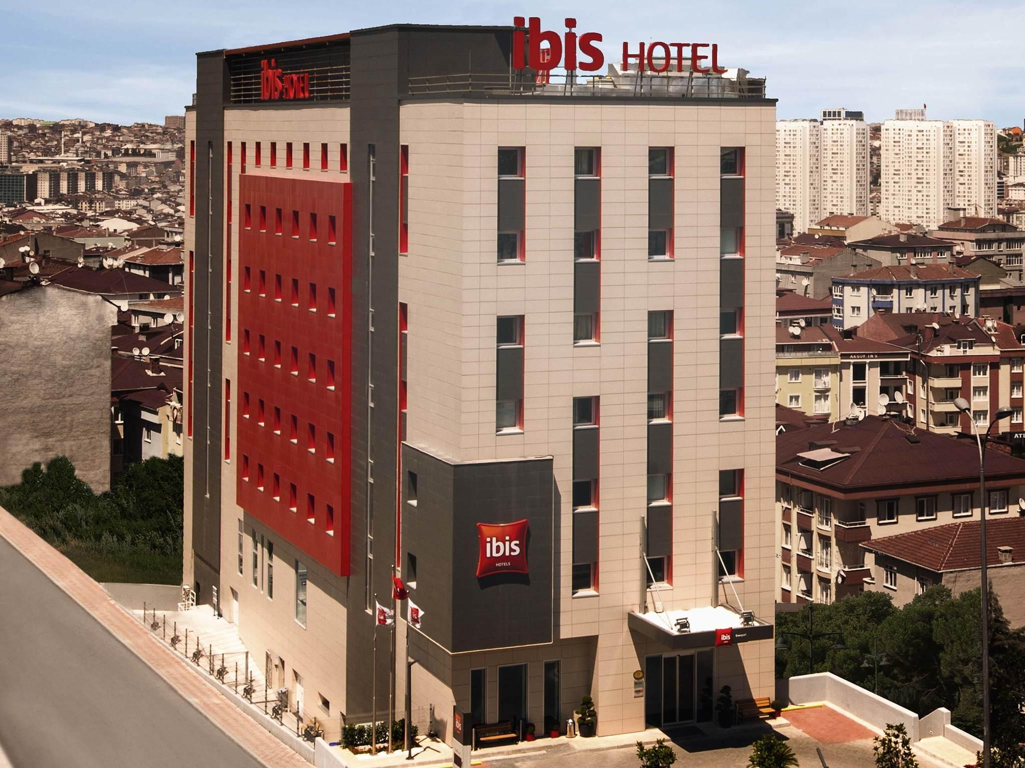 Отель — ibis Стамбул Эсеньюрт
