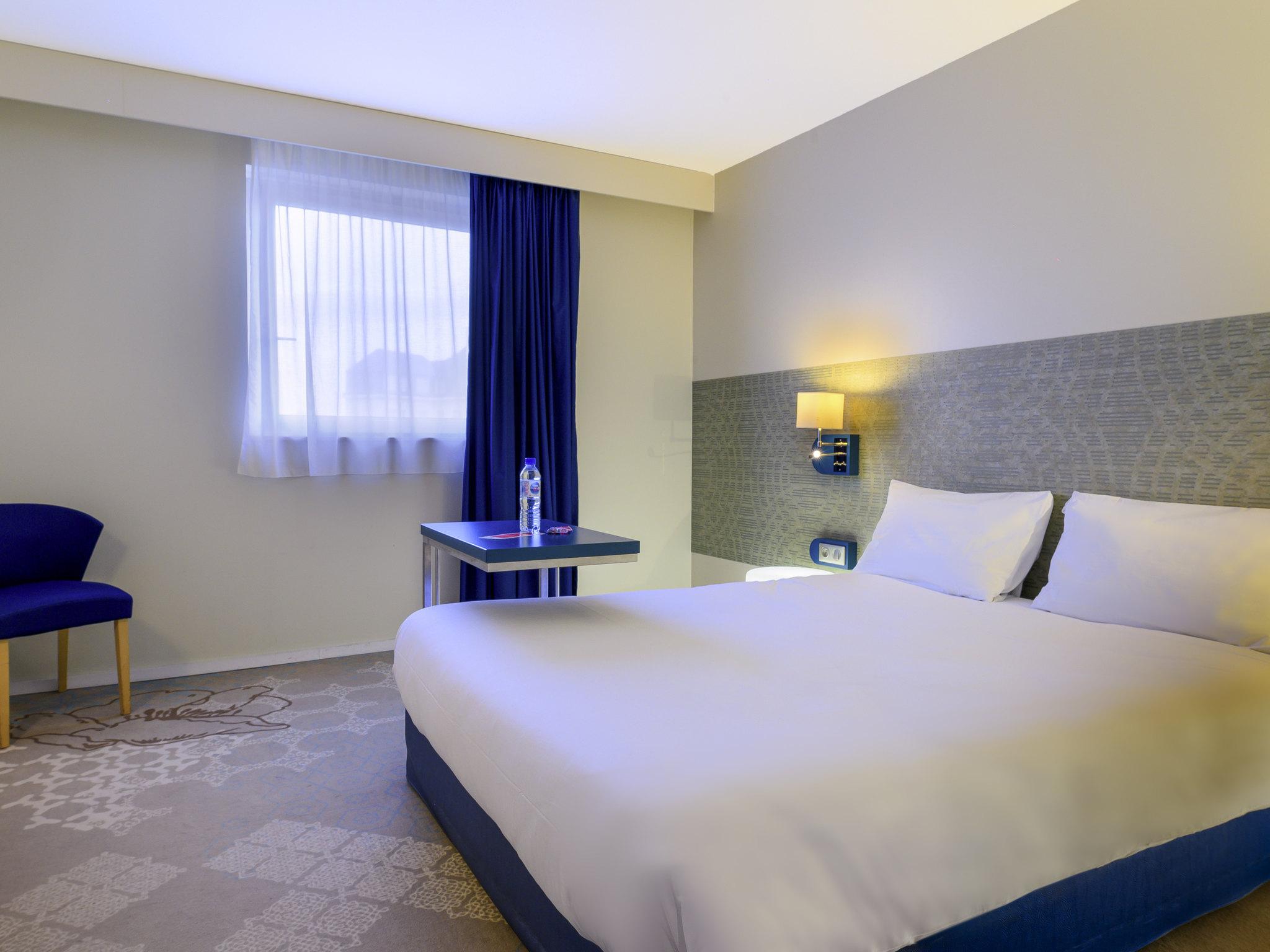Отель — ibis Styles Тур Центр