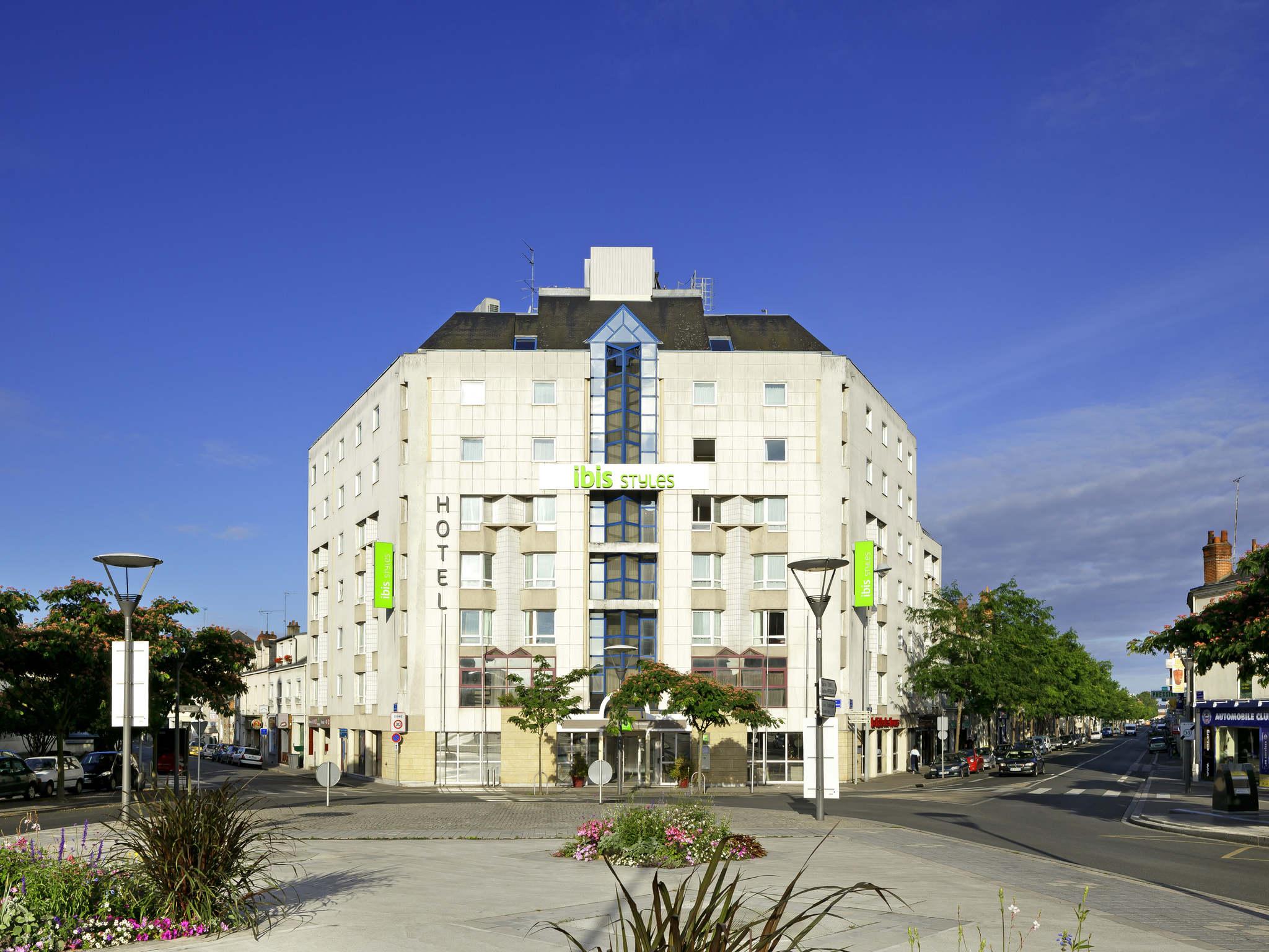 Hotel Ibis Styles Tours Centre