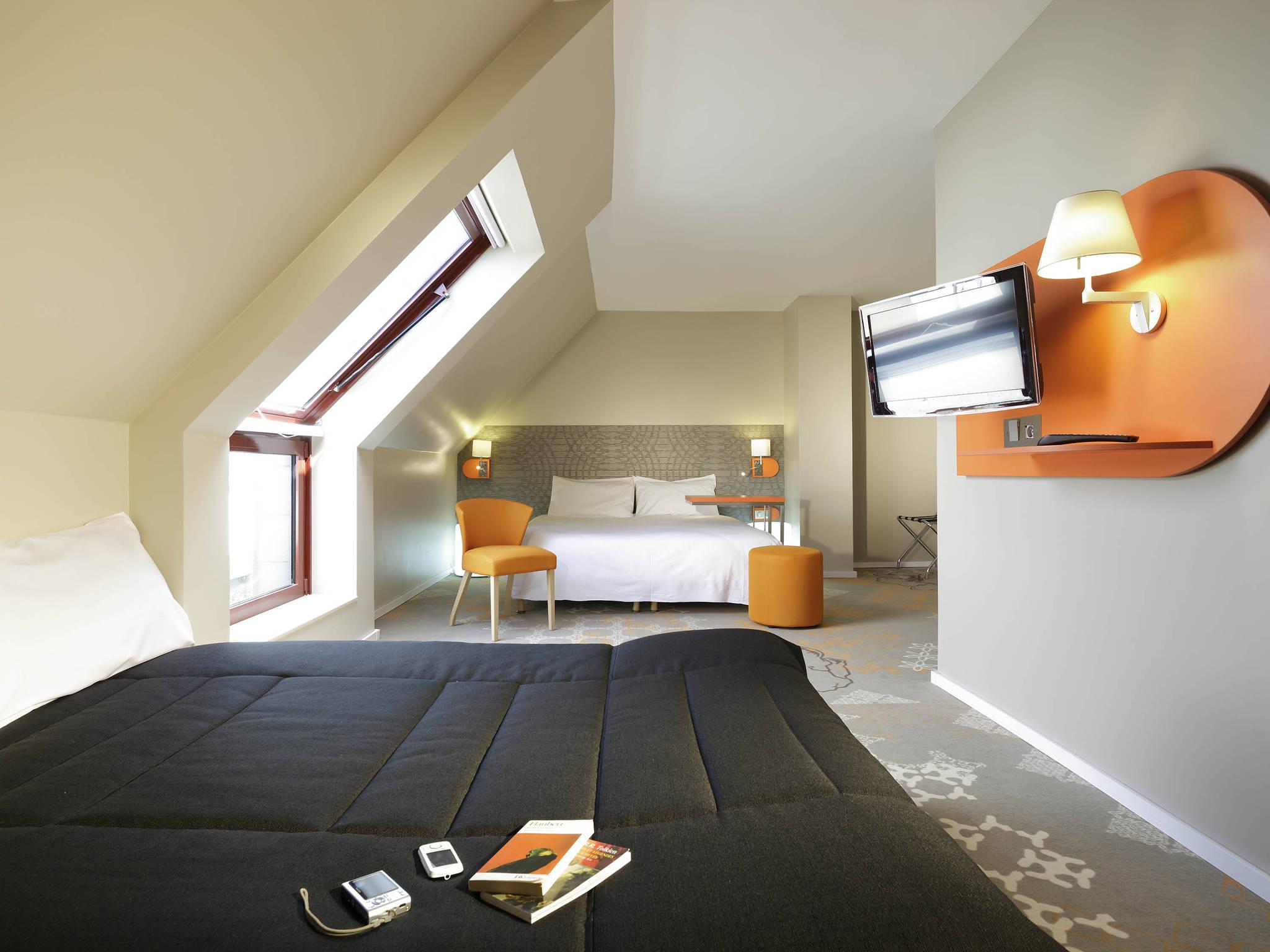 Rooms Ibis Styles Tours Centre
