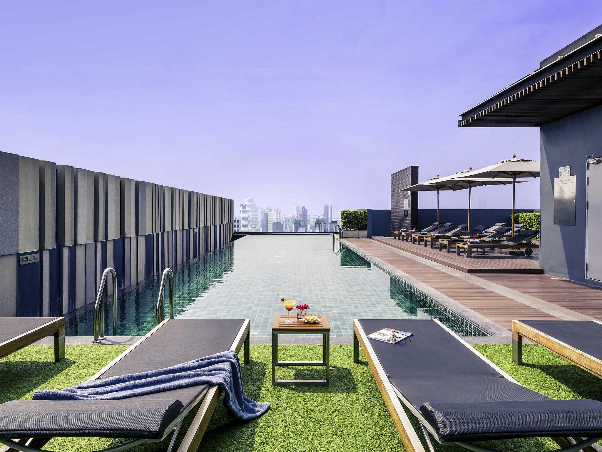 酒店 – 曼谷暹罗美居酒店