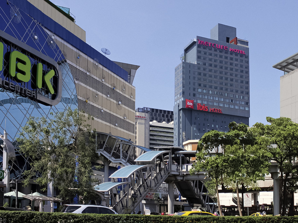 Ibis Bangkok Siam Hotel Accorhotels Accor