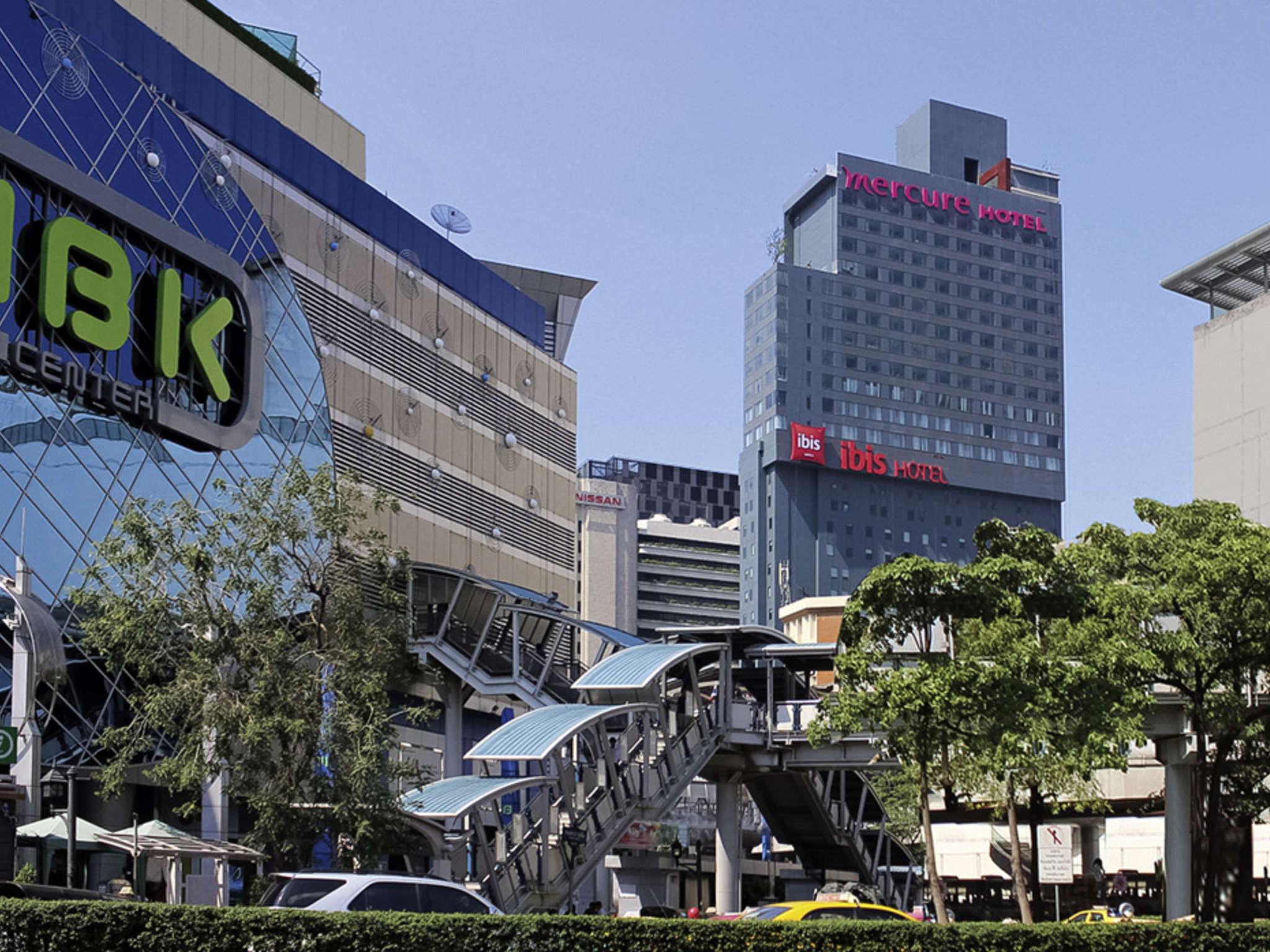 酒店 – 宜必思曼谷暹罗酒店