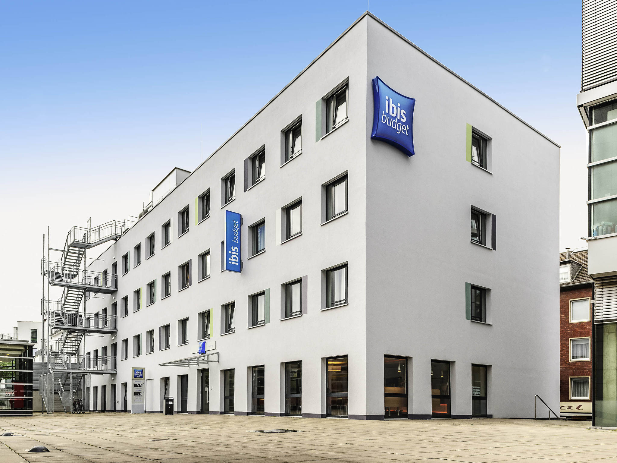 Otel – ibis budget Aachen City