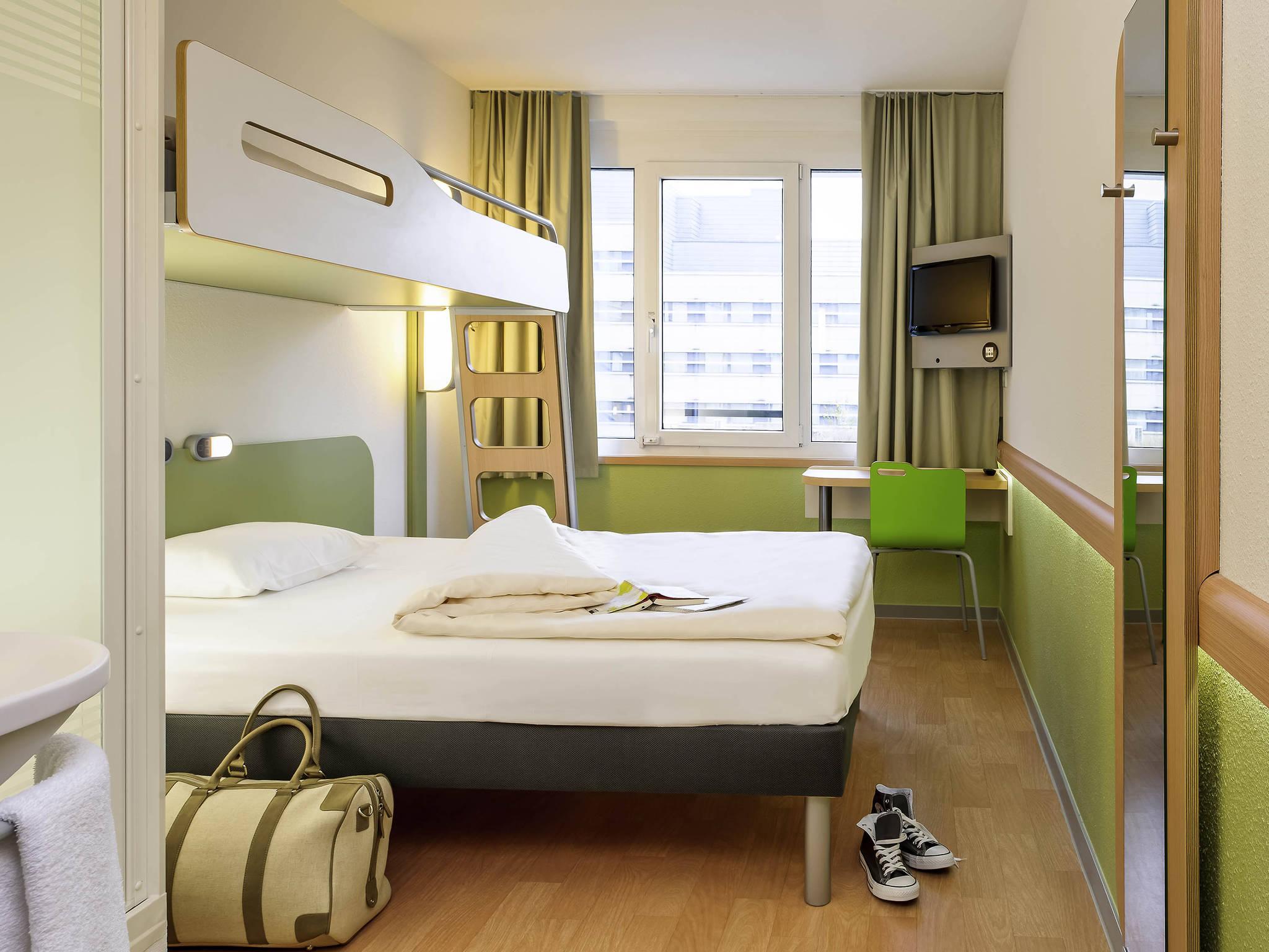 Hotel in Aachen - ibis budget Hotel Aachen City buchen