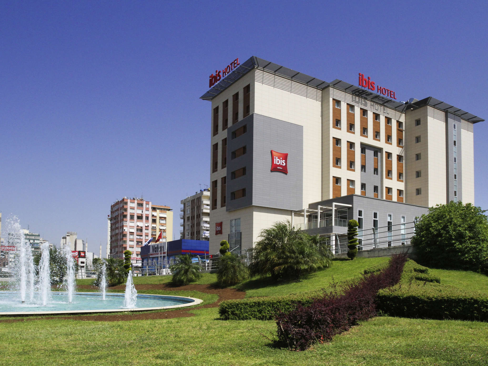 Hotel – ibis Adana