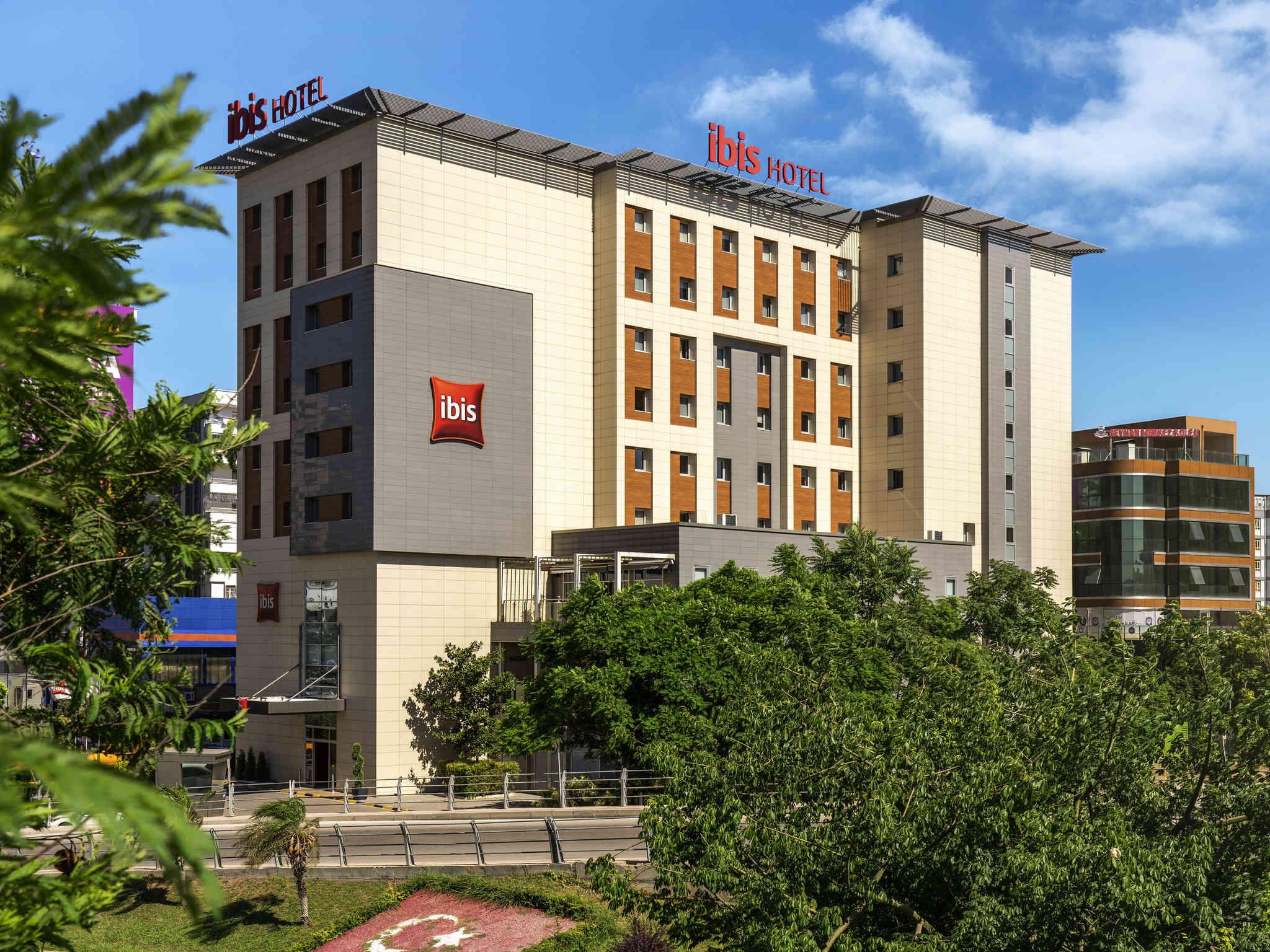 酒店 – 宜必思亚达那酒店
