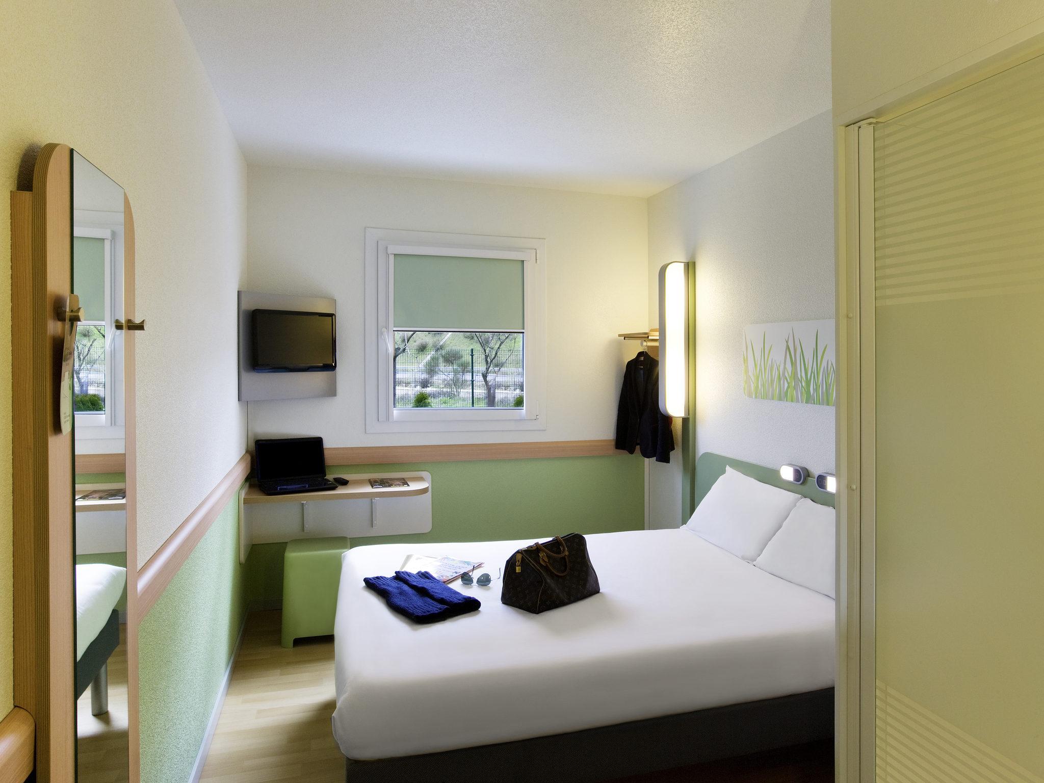 Hotel em getafe reserve no ibis budget getafe madrid for Casarse en madrid