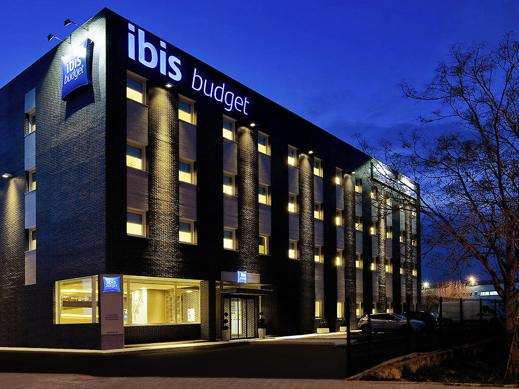 Hotels Ibis Madrid
