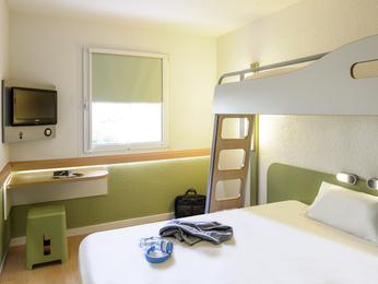 Hotel Pas Cher Getafe Ibis Budget Madrid Getafe