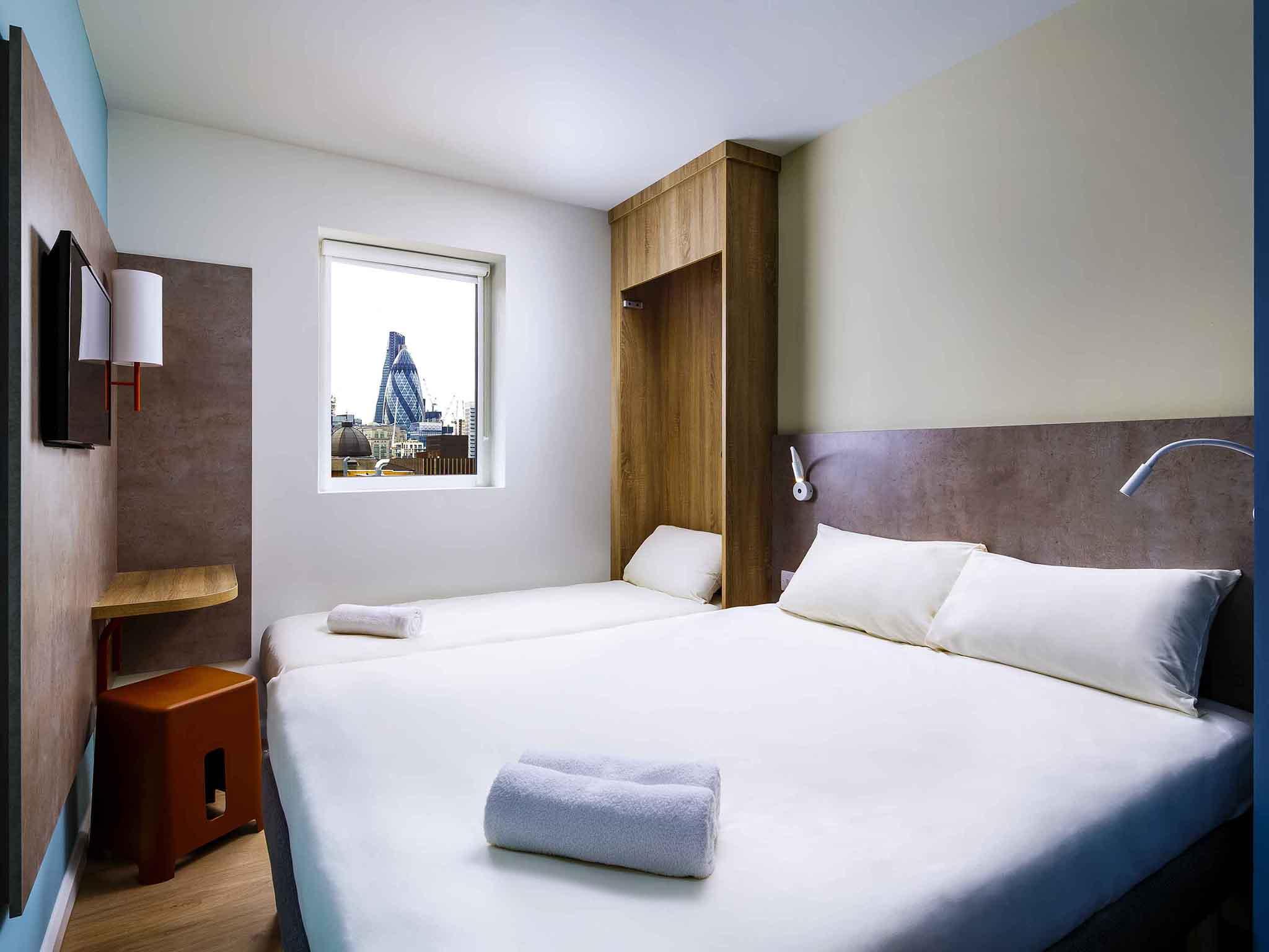 rooms ibis budget london whitechapel brick lane
