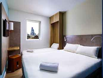 Zimmer - ibis budget London Whitechapel