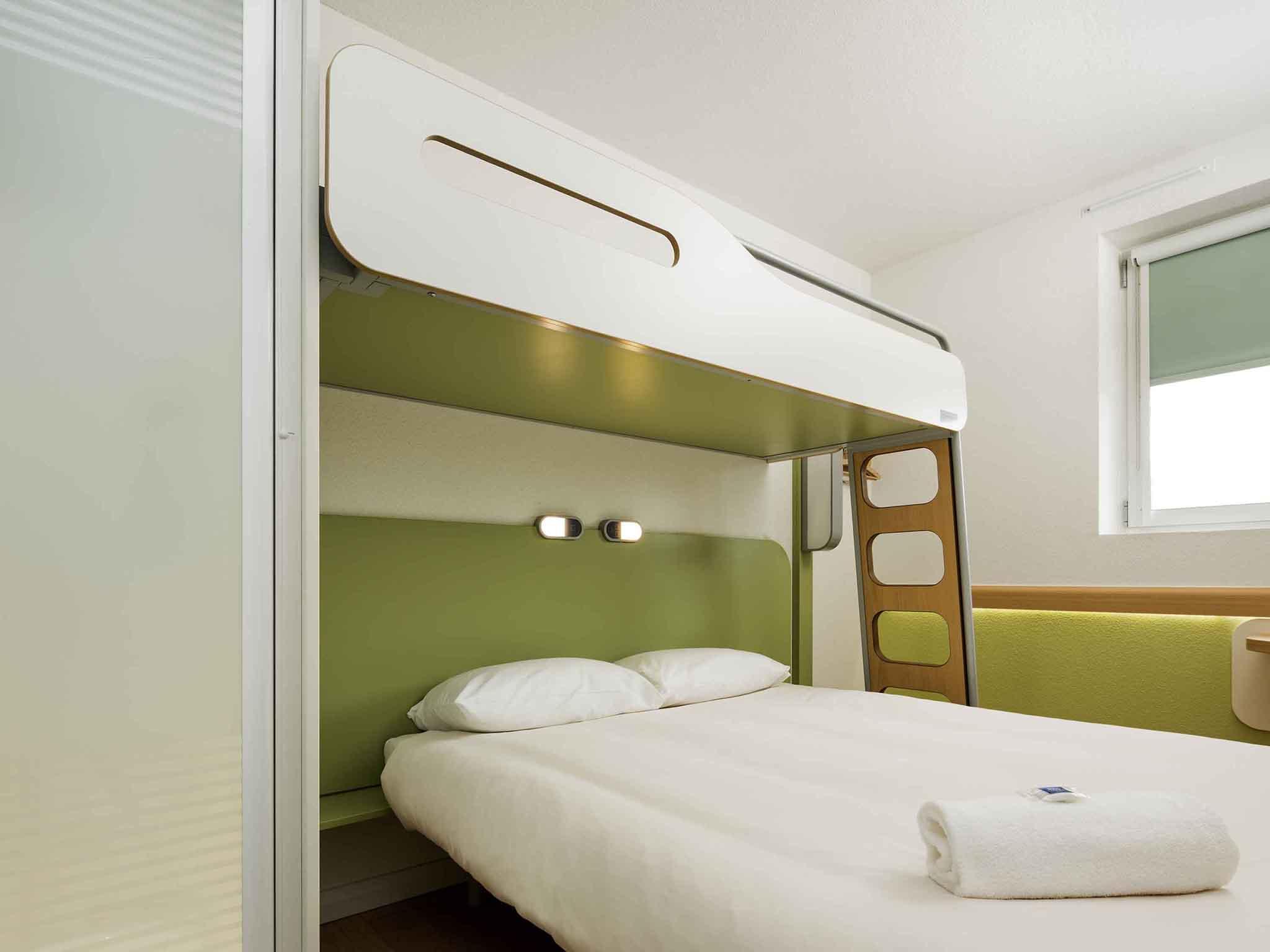 Rooms ibis budget London Whitechapel