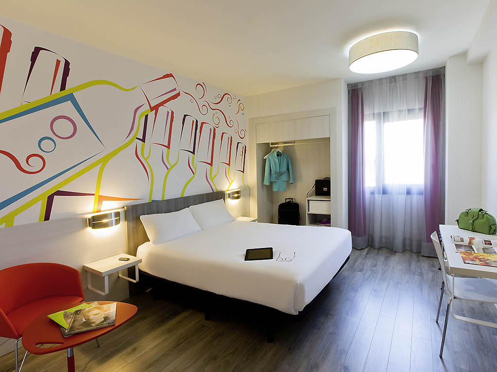 hotel in madrid book at this ibis styles hotel in madrid