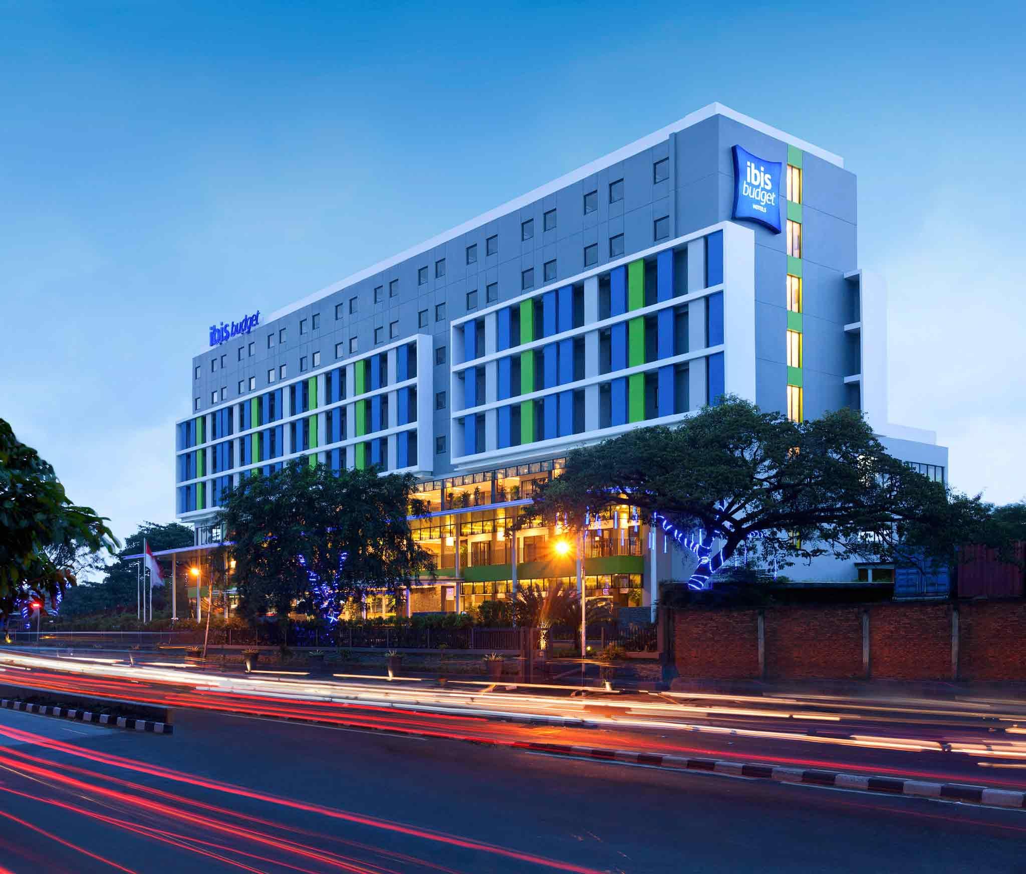 Отель — ibis budget Джакарта Даан Могот