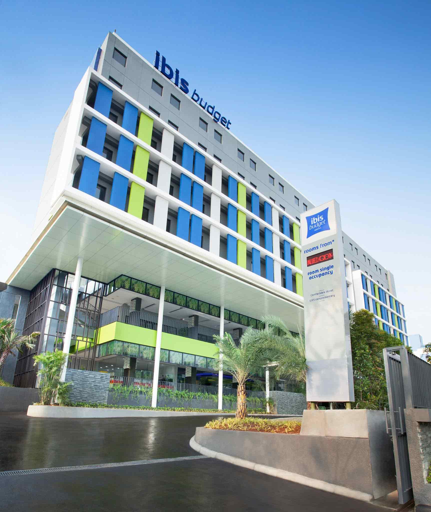 Ibis Budget Jakarta Daan Mogot