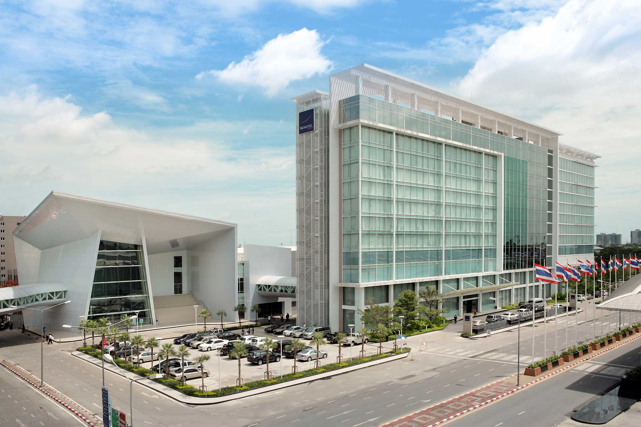 酒店 – 曼谷因帕特诺富特酒店