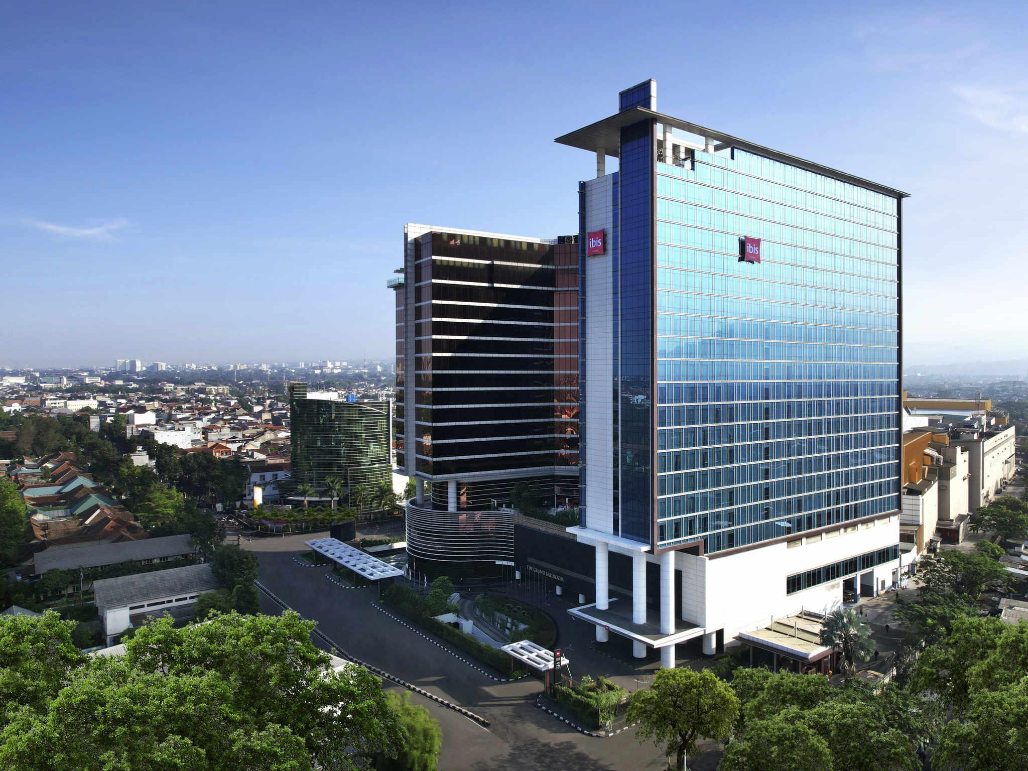 호텔 – ibis Bandung Trans Studio