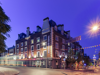 호텔 - Mercure Nottingham City Centre Hotel