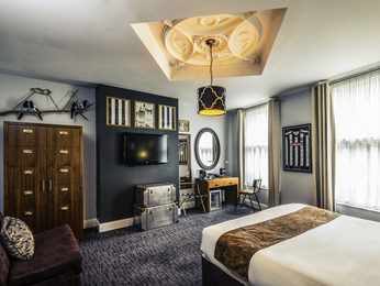 Las habitaciones - Mercure Nottingham City Centre Hotel