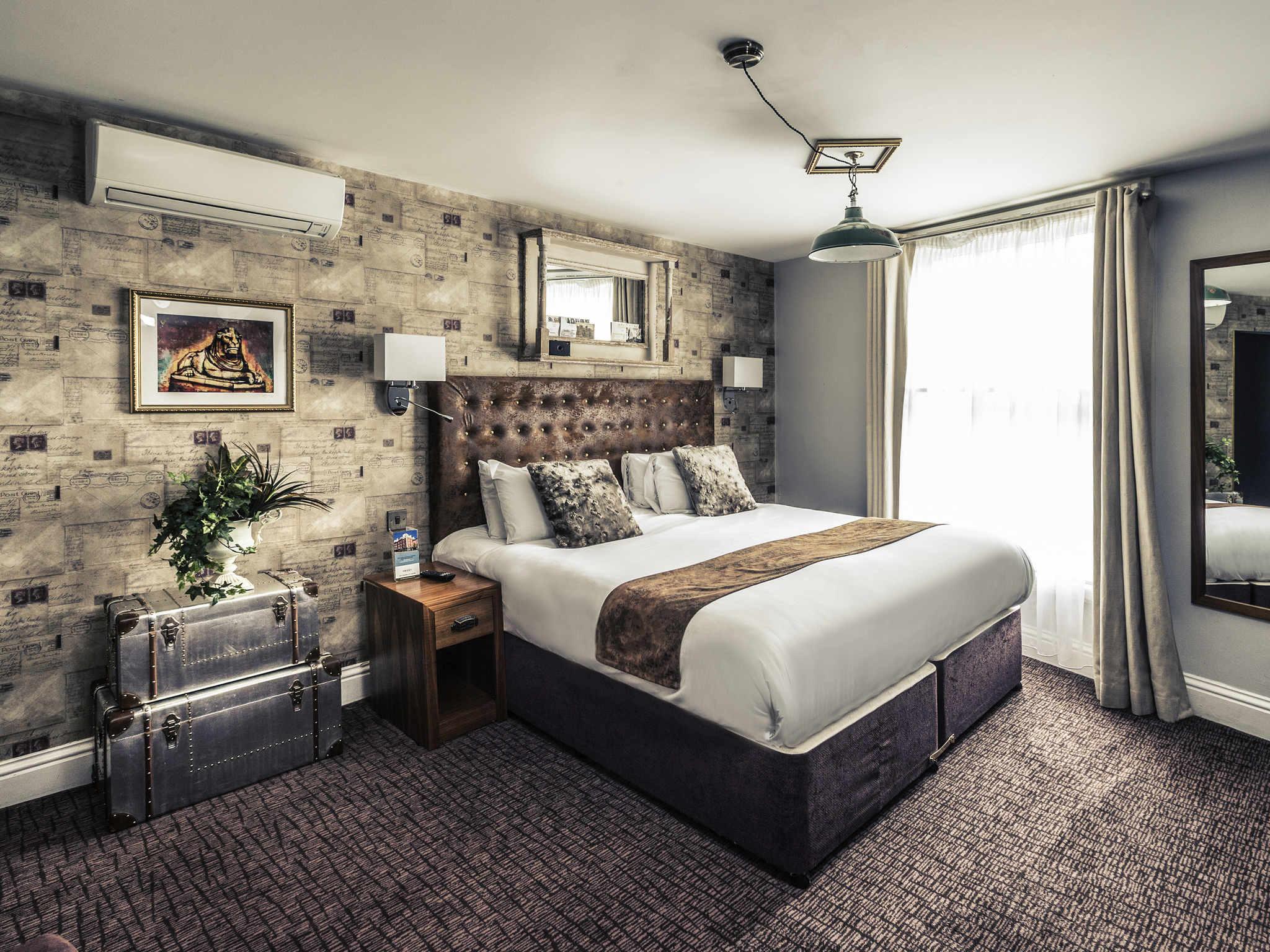 Rooms Mercure Nottingham City Centre