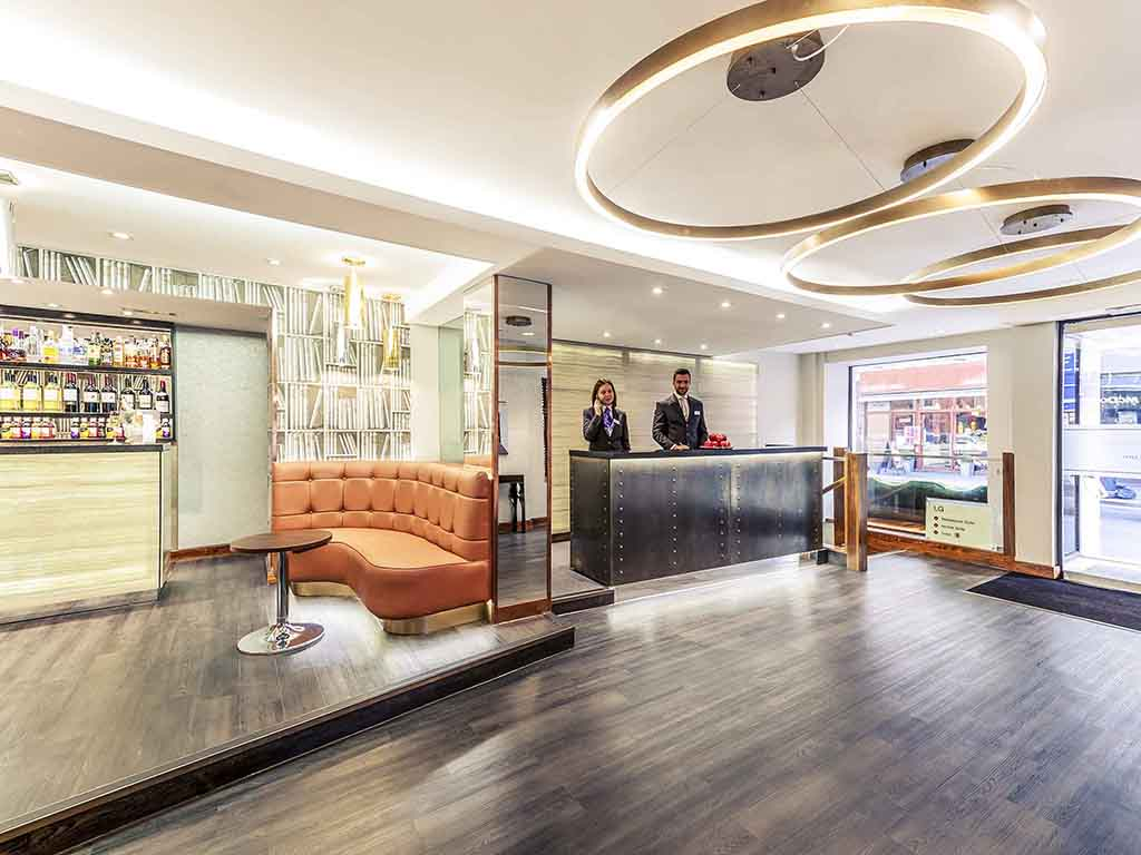 H tel londres mercure londres paddington for Hotel adagio londres