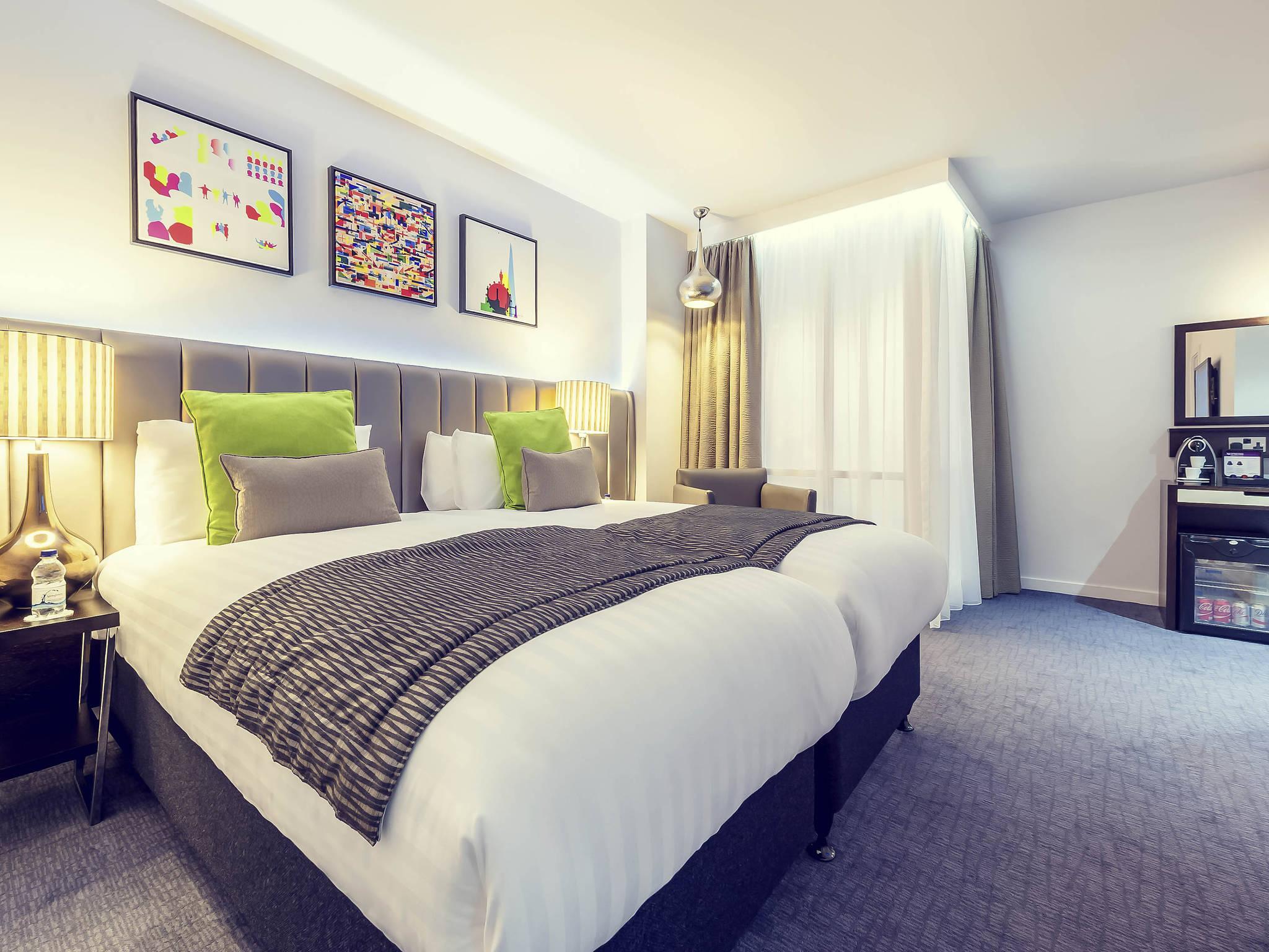 Hotell – Mercure London Paddington