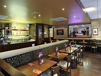 Restoran - Mercure London Paddington