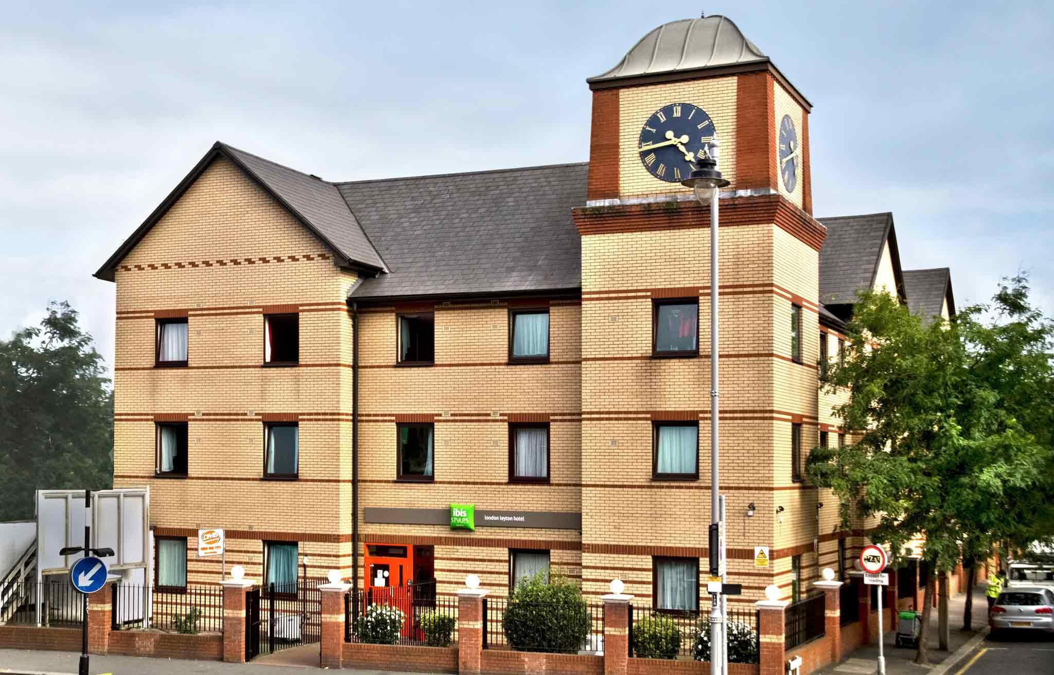 Отель — ibis Styles Лондон Уолтемстоу