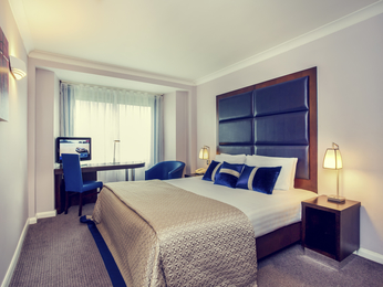 Zimmer - Mercure London Kensington