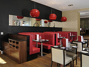 Restaurant - Mercure Londres Bloomsbury