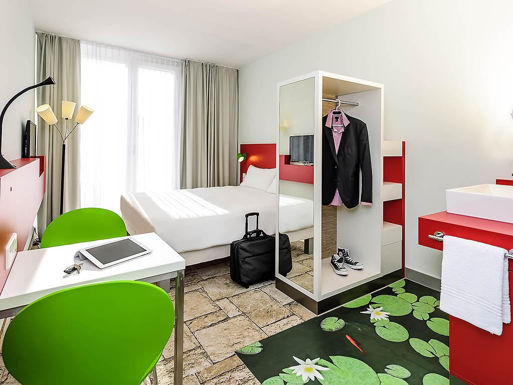 Goedkoop hotel ettlingen ibis styles karlsruhe ettlingen for Appart hotel karlsruhe